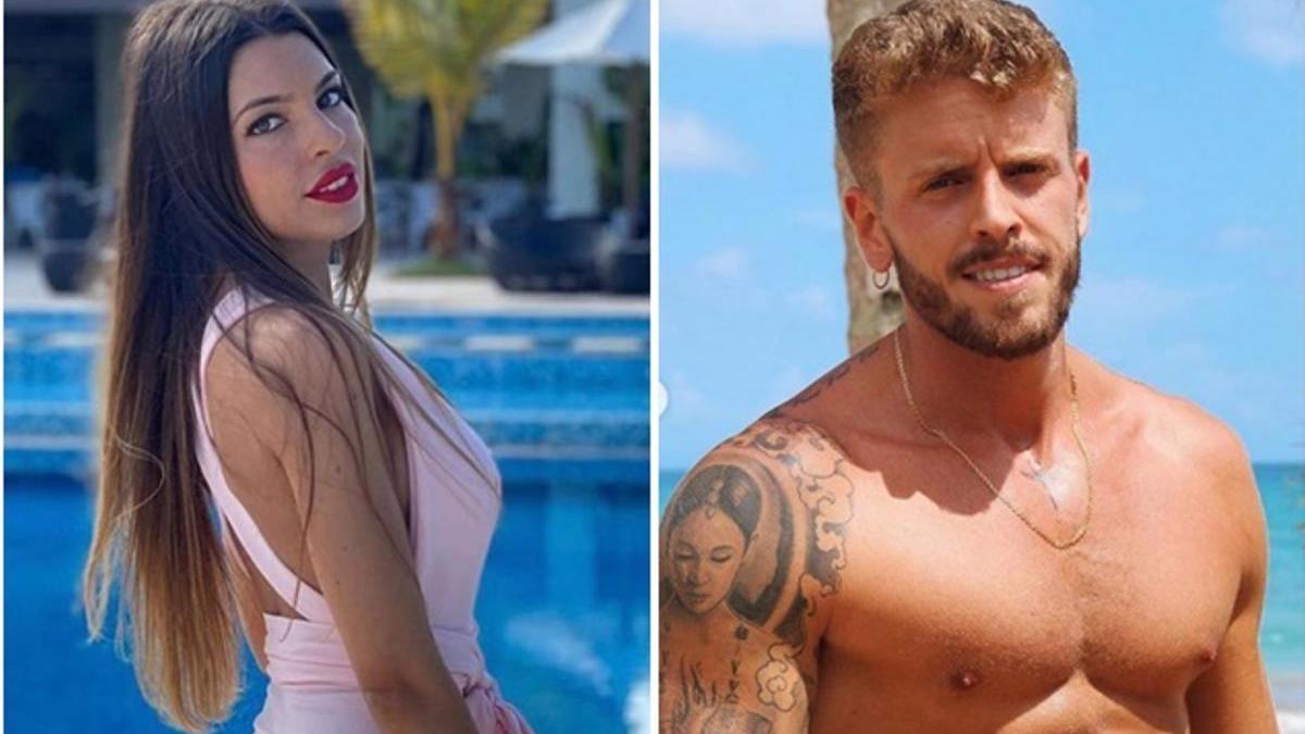Andrea y Óscar vuelven a la isla.