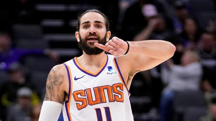 Ricky Rubio flojea en el tiro y los Suns vuelven a perder