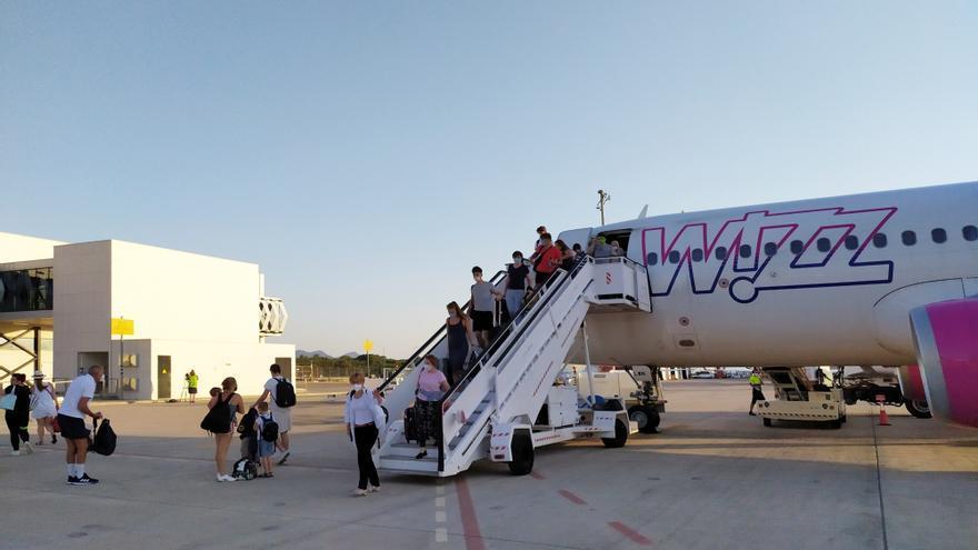 El aeropuerto de Castellón busca captar turistas en Austria y Polonia