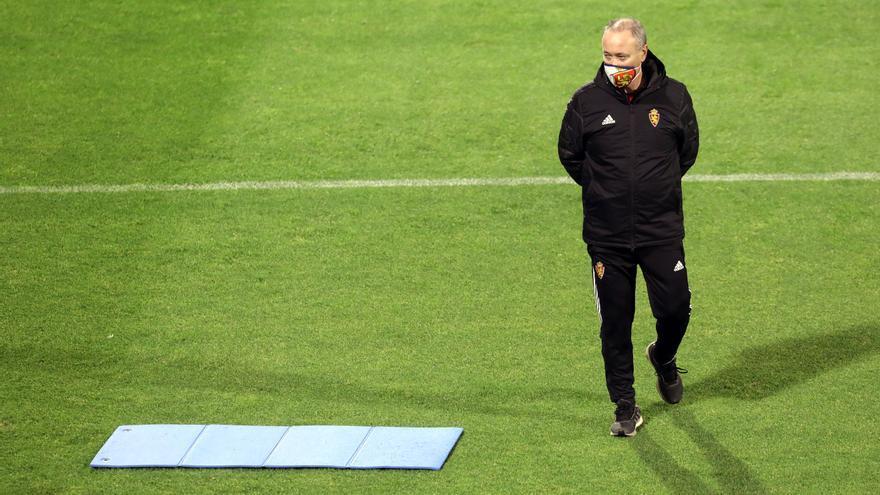 """JIM: """"Tenemos que ganar los tres puntos, hay máximo respeto al Espanyol, pero miedo ninguno"""""""