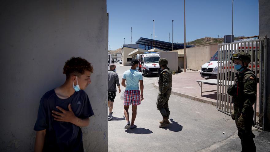 Ceuta: la ciudad de los niños sin futuro