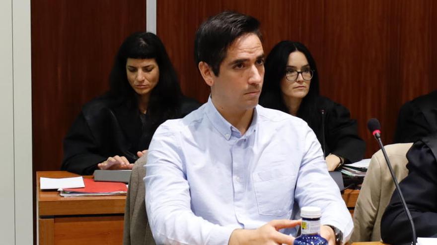 Declaren culpable Rodrigo Lanza de lesions amb imprudència que van causar la mort d'un home a Saragossa