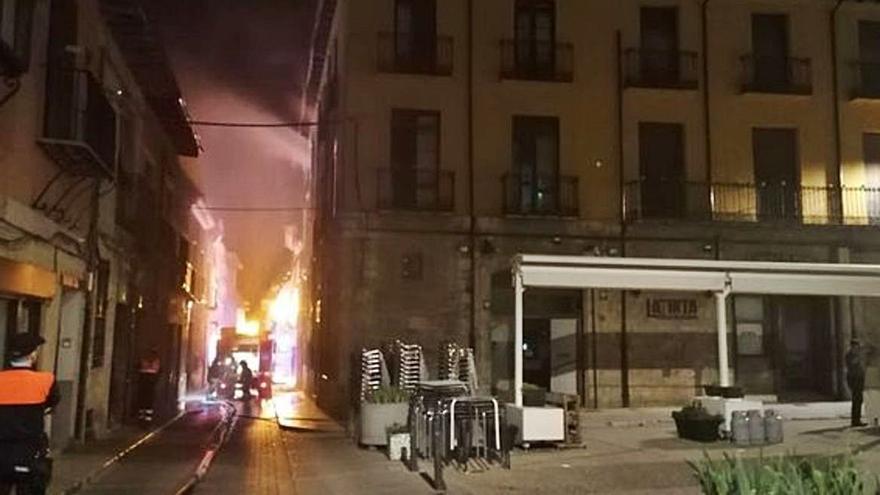Extinguido un incendio en el Casino de la ciudad