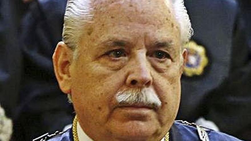 El fiscal Navajas pide perdón a un compañero por sus declaraciones