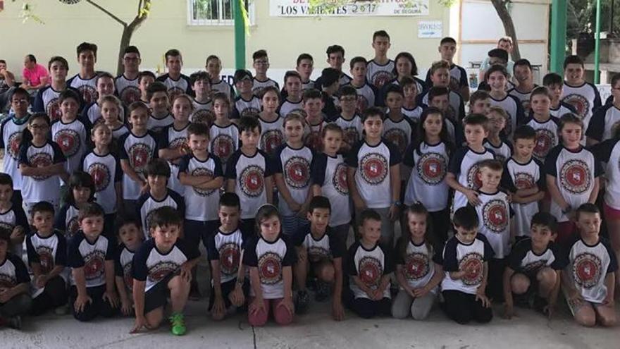 El Campeonato Regional Juvenil comienza en Los Valientes