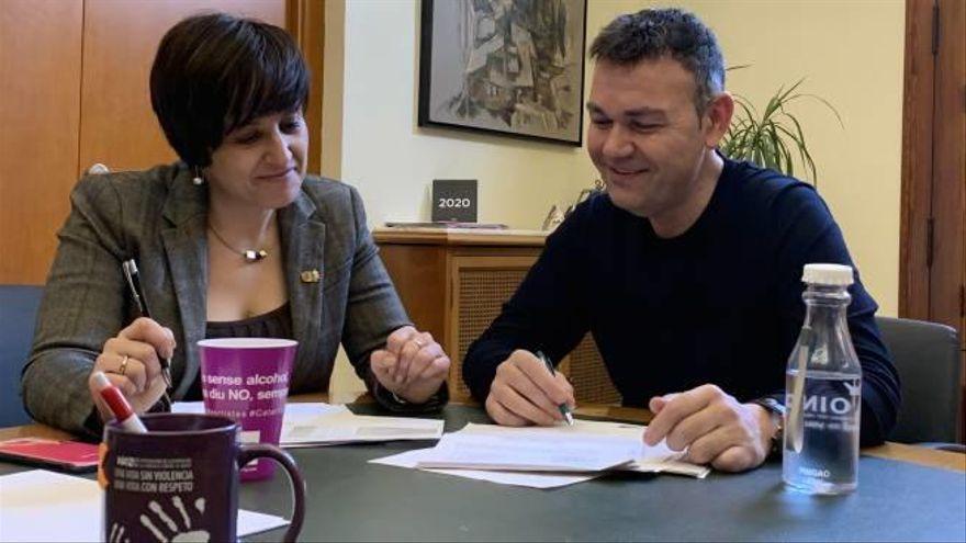 El PSPV Catarroja reprueba la actitud de Monzó pero ratifica el pacto de gobierno