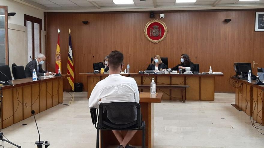 Condenado a tres años y medio de prisión por abusar de una menor de 16 años en Mallorca
