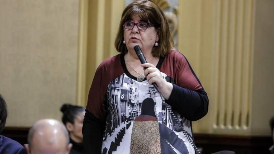 La Audiencia avala que Podemos expulsara a la diputada Huertas