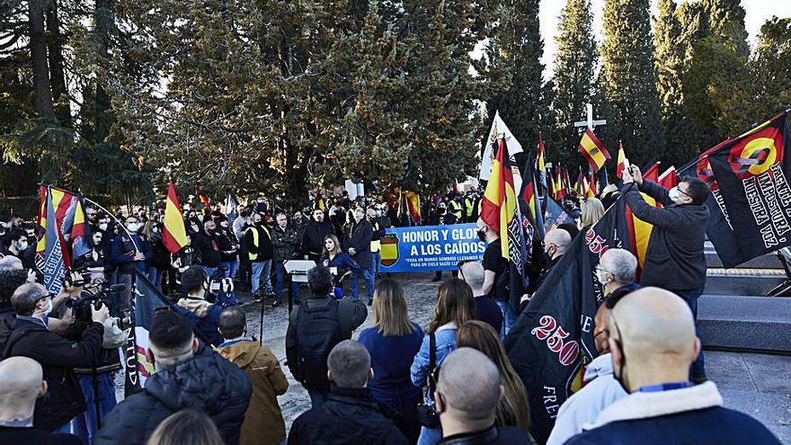 Fiscalía investiga un  tributo a la División Azul en Madrid donde hubo proclamas antisemitas