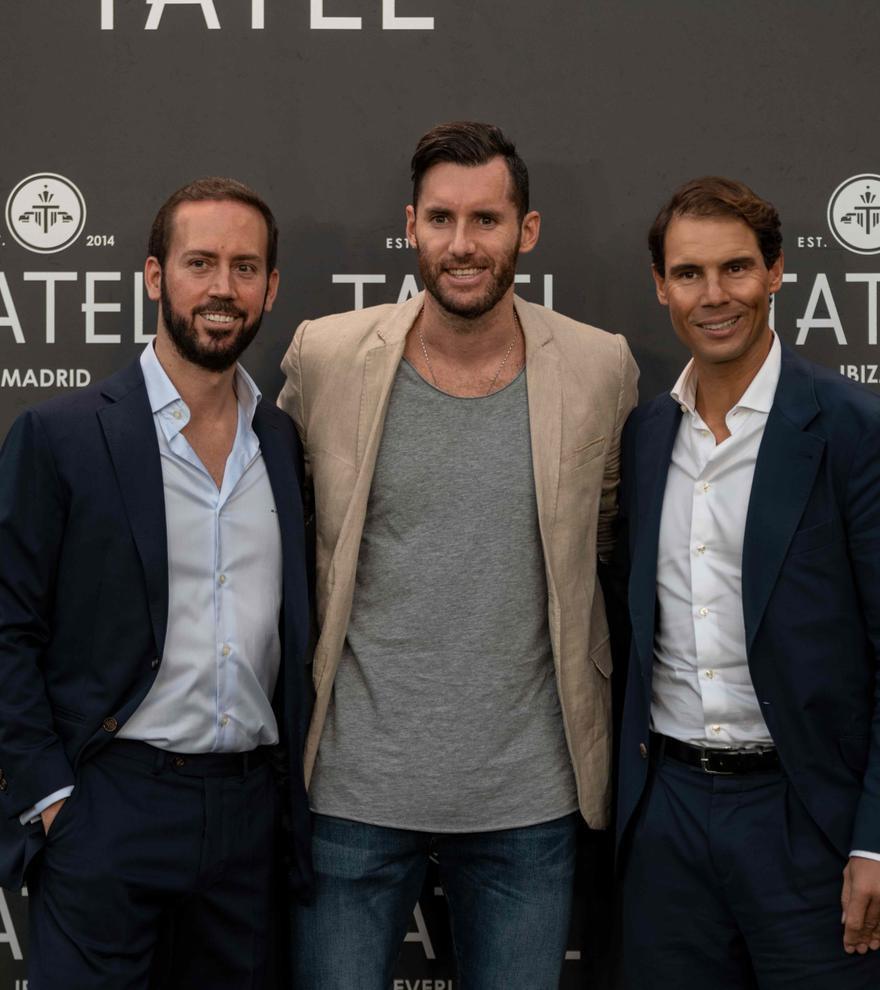 Rafa Nadal y varios socios llevan la gastronomía española a Baréin y Beverly Hills
