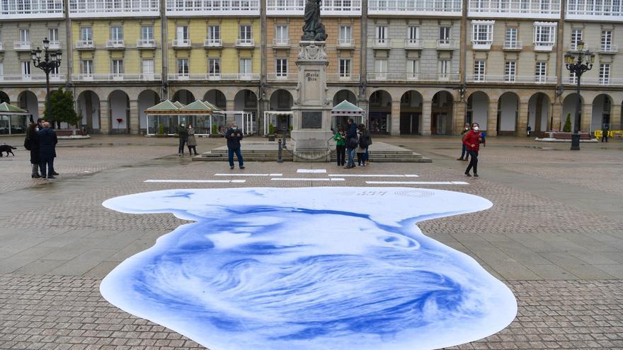 Homenajes en A Coruña a Emilia Pardo Bazán por el centenario de su muerte
