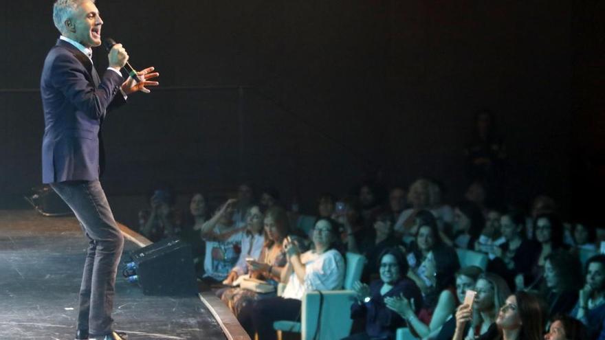 El Auditorio Mar de Vigo cierra un triplete de conciertos, musicales, tributos y congresos