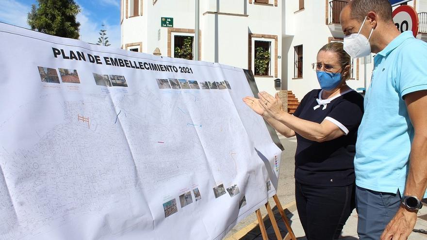Fuengirola destinará dos millones de euros a obras de embellecimiento de la ciudad