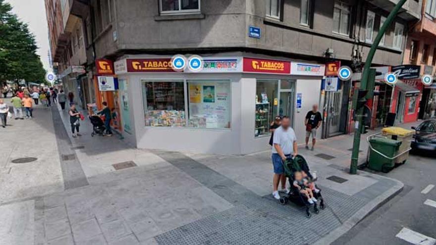 Lotería del Niño en A Coruña | El Niño pasa de puntillas por la ciudad y la comarca