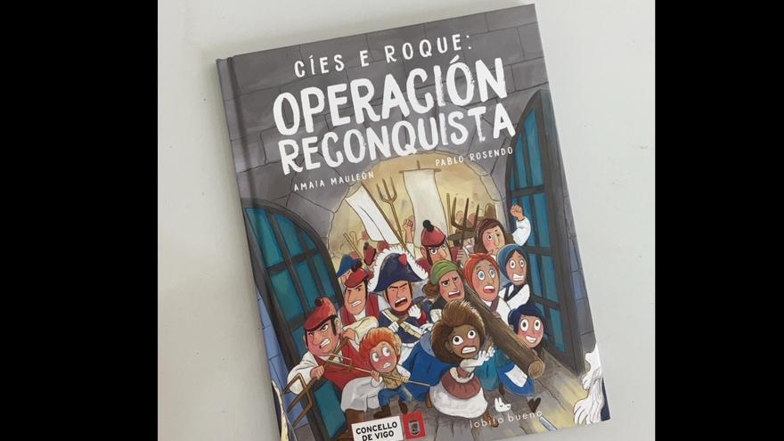 La Reconquista llega a las aulas en un viaje fantástico