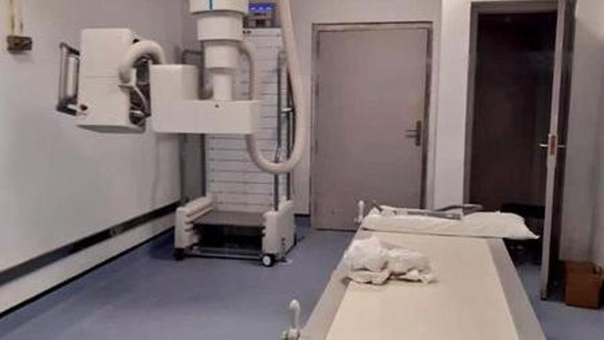 Sanidad invierte 196.000€ en la nueva Sala Radiológica del Hospital de Elda