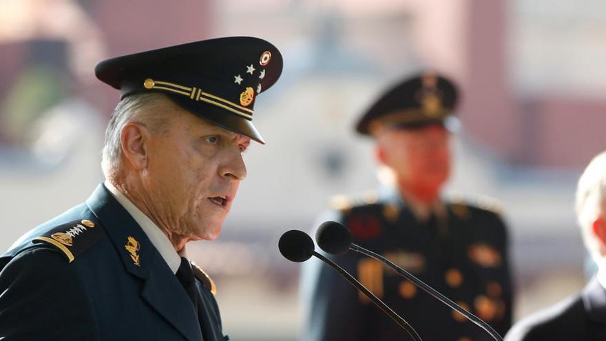 Detenido en EEUU el exsecretario de Defensa de Peña Nieto por narcotráfico