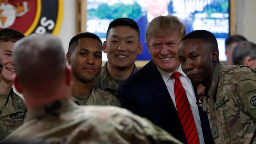 EEUU ordena la retirada de tropas de Irak y Afganistán