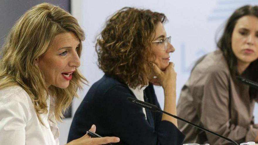 """El Gobierno aprueba dos decretos para """"aflorar la desigualdad salarial"""""""