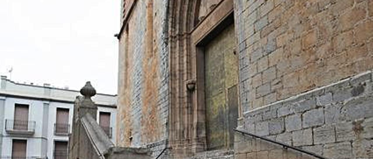 Escaleras de Santa María.  | TORTAJADA