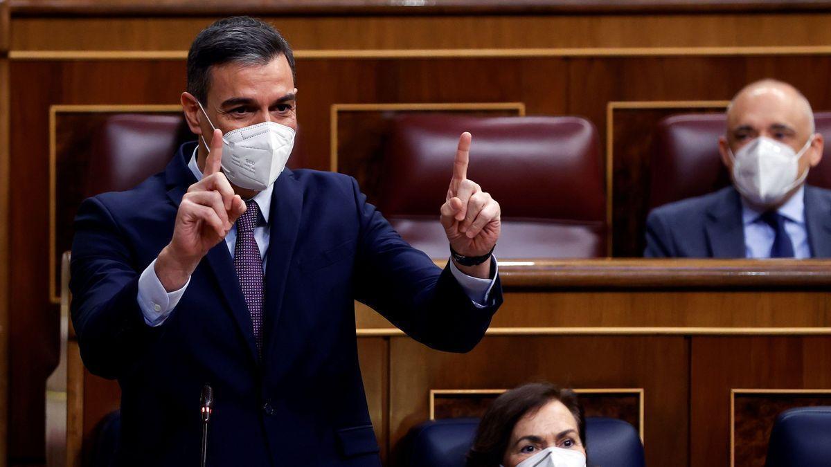 Sánchez defiende este miércoles su plan anti-crisis dispuesto a no prorrogar la alarma