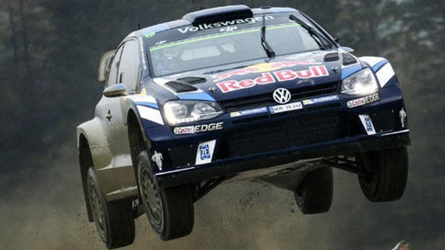 Volkswagen dejará el Mundial de Rallys a partir de 2017