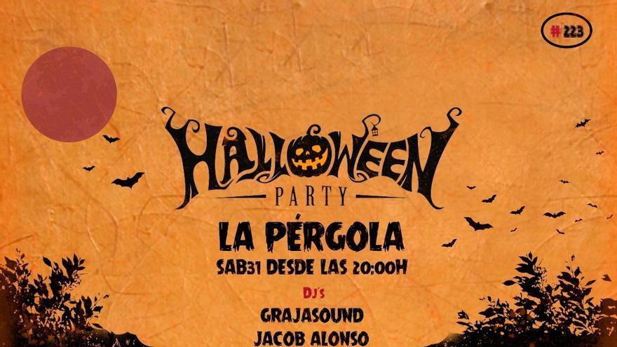 Halloween en La Pérgola