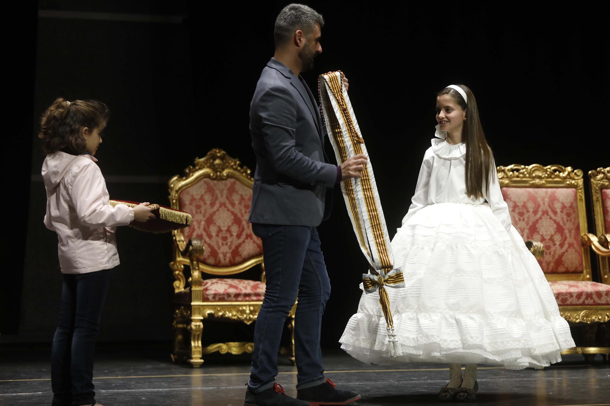 Histórico de ensayos de la exaltación de la Fallera Mayor de València (2014-2020)