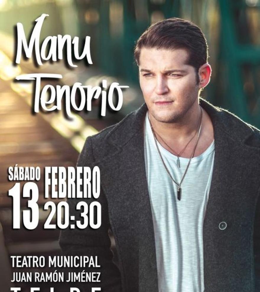 Manu Tenorio