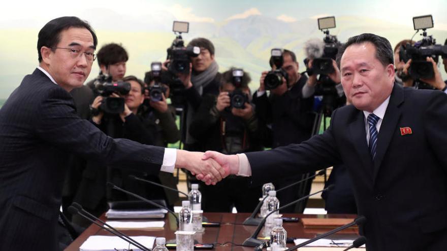 Corea del Nord participarà als JJOO de Corea del Sud