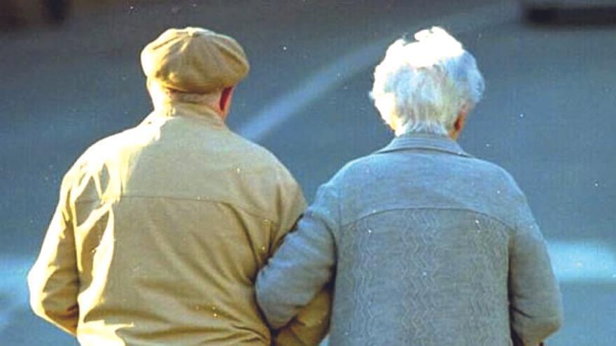 """La emotiva esquela para despedir a su compañero de vida: """"Ahora sabemos que morir de amor, se puede"""""""