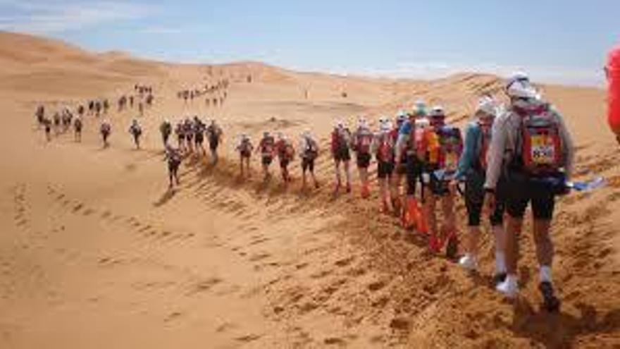El atleta Jaume Salom correrá en abril la Maratón des Sables para el proyecto solidario Kilómetros por Aspace