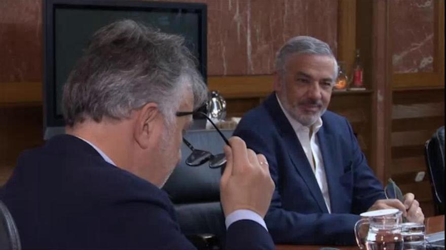 Canarias propone que los mayores salgan en horario de mañana