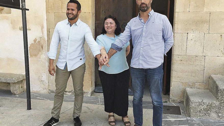 """El alcalde de Felanitx tiene """"pocas esperanzas"""" de reconducir el pacto"""
