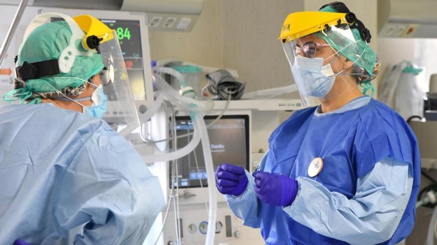Sanidad comunica 4.214 nuevos positivos y 18 fallecimientos por Covid-19