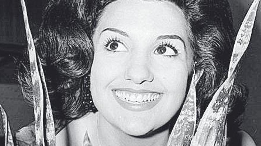 Fallece a los 85 años la cantante Dolores Abril