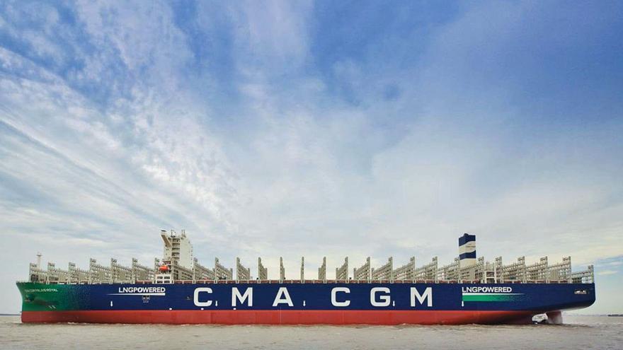 Lluvia de millones para el naval chino