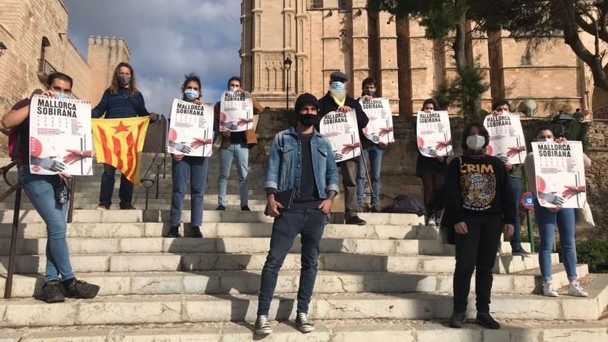 El Bloc d'Unitat Popular presenta los actos de la Diada de Mallorca