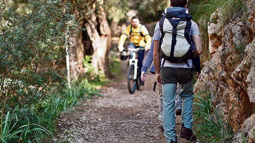 So zählt Mallorca bald seine Wanderer in der Tramuntana