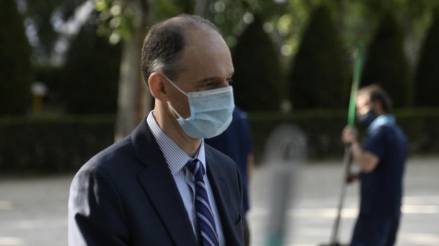 Morocho declara que le ofrecieron un puesto en Lisboa y en la ONU para apartarle de la Gürtel