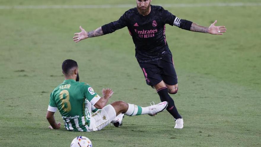 El VAR impulsa al Madrid