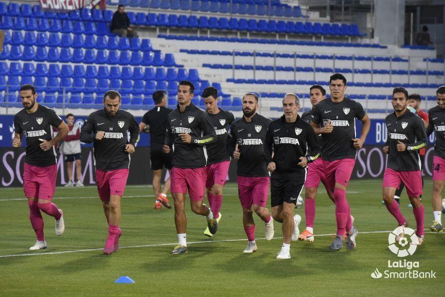 SD Huesca-Málaga CF