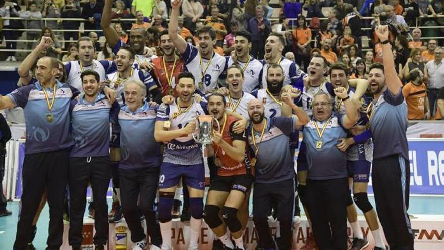 Volleyball: Palma gewinnt die Copa del Rey