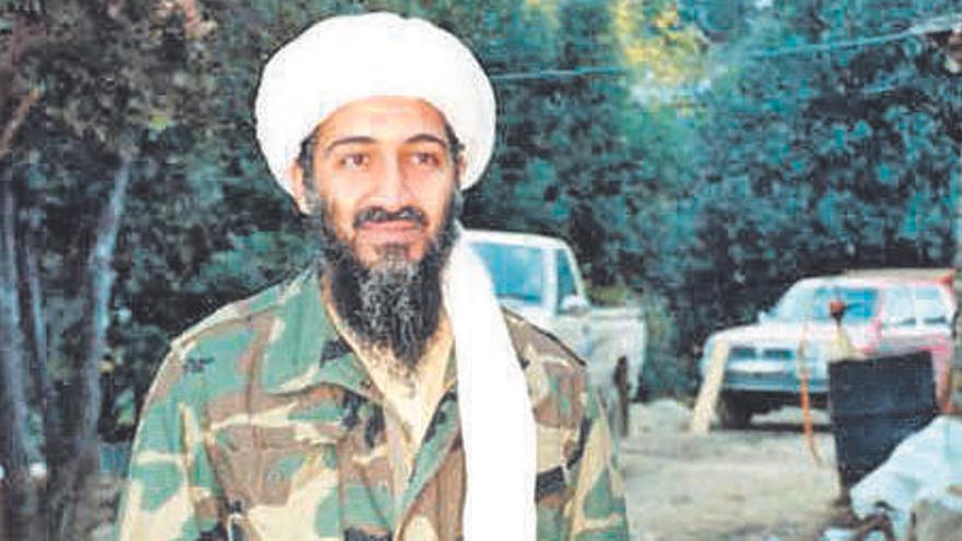 Bin Laden guardaba juegos y películas en el ordenador