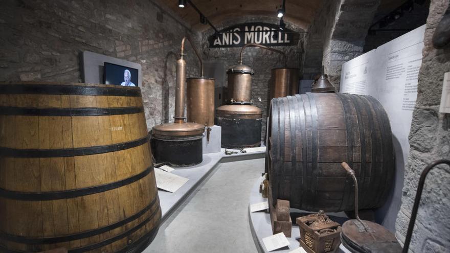 Sant Fruitós ensenya el nou museu sobre la memòria de la vinya i el vi