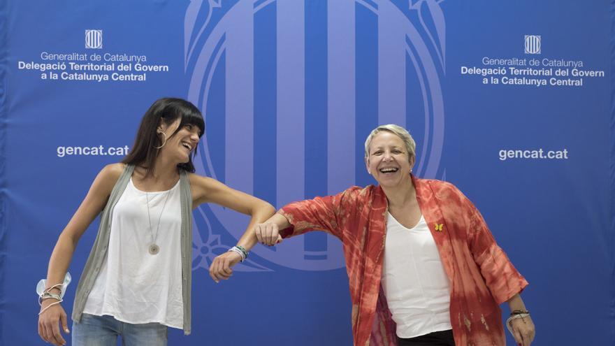 La nova delegada del Govern vol fer de la Catalunya Central un motor per als canvis del país