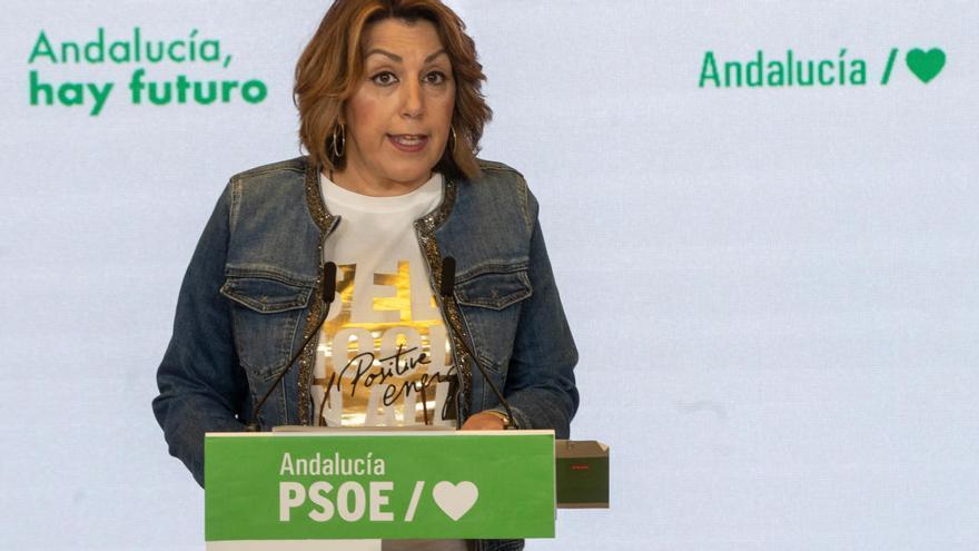 Susana Díaz convoca primàries al PSOE andalús en previsió d'un avançament electoral