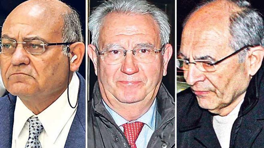 Piden penas de 14 años para el socialista Triay y Díaz Ferrán por el caso Puertos