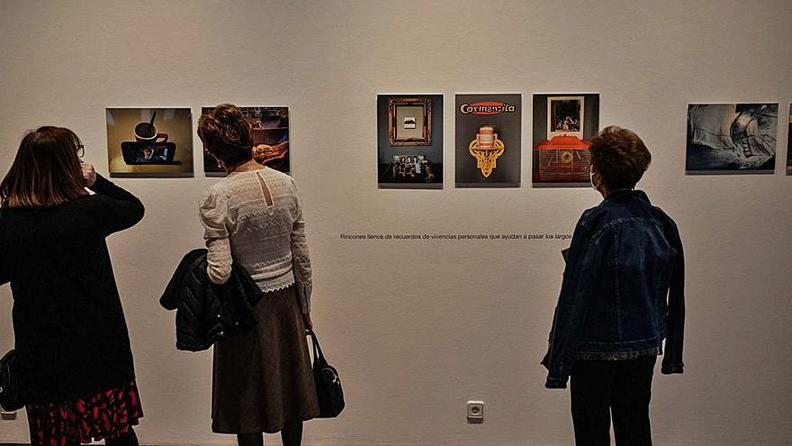 """Las """"Soledades"""" del fotógrafo salmantino Victorino García Calderón, en el Museo de Zamora"""