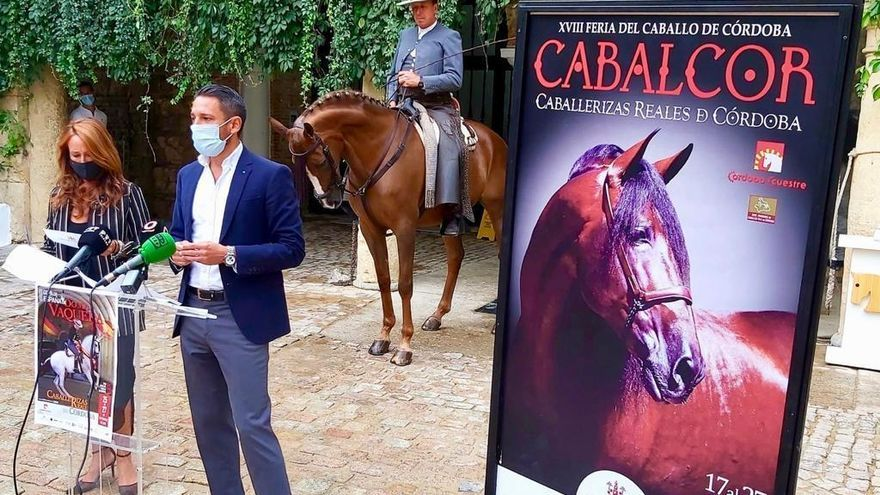 La Copa de España de doma vaquera amplía las actividades de Cabalcor